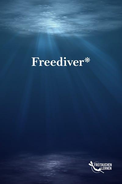 Freediver*